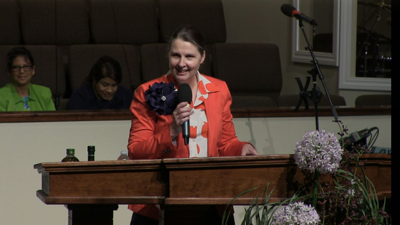 A.T. Ladies Conference 2014 5-31-14AM MP3
