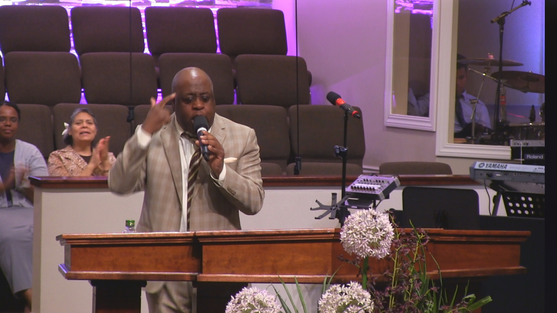 "Pastor Sam Emory 09-03-17am "" The Right Mind "" MP4"