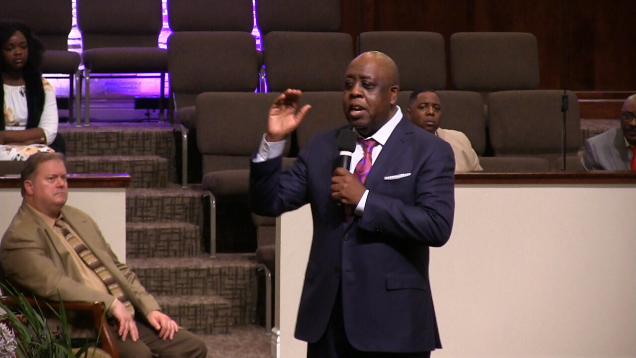 """Pastor Sam Emory 03-11-18am """" Honor and Respect """" MP3"""