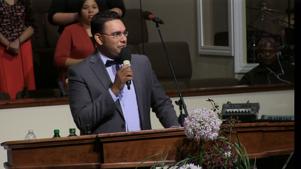 "Rev. Gabe Palma ""Grateful for an Unfair God"" 05-18-14pm MP3"
