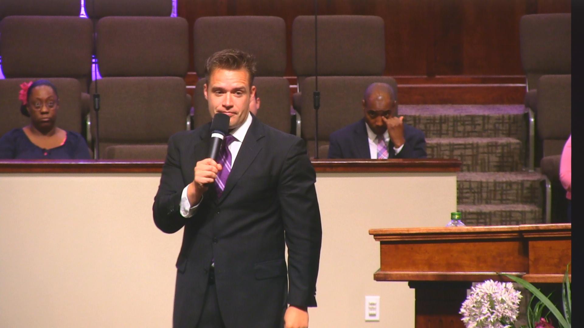 "Rev. Josh Herring 07-17-16am ""Lucifer Exposed"" MP4"