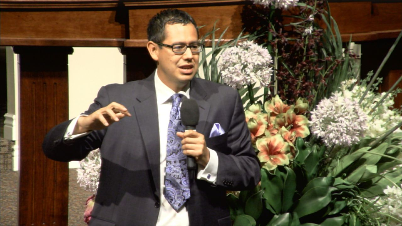 "Rev. Daniel Macias ""Don't Pass the Buck"" 7-2-14pm MP4"