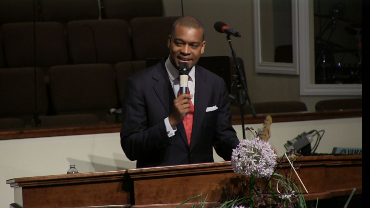 """Rev. Lawrence Warfield """"Tomorrow's Forecast"""" 4-30-14pm MP4 Video"""