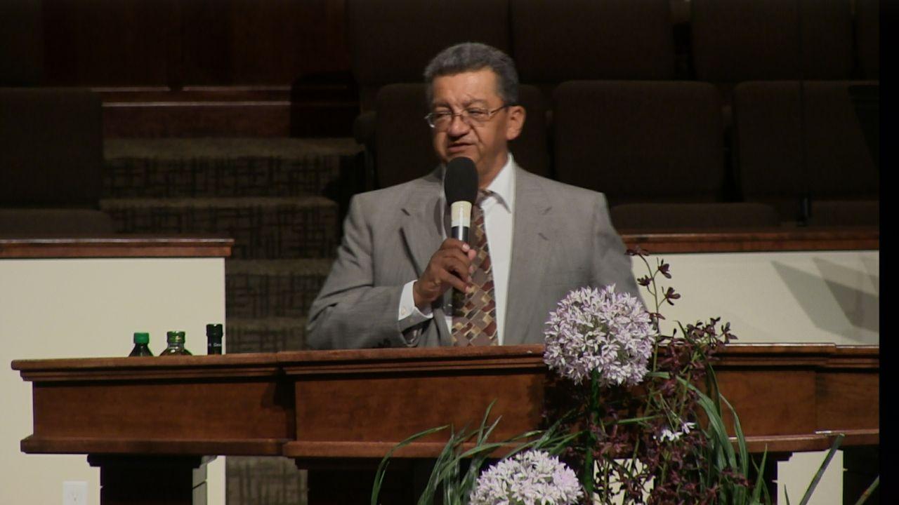 "Rev. Manuel Ruiz 05-14-2014pm "" Where Death stopped""  MP3"