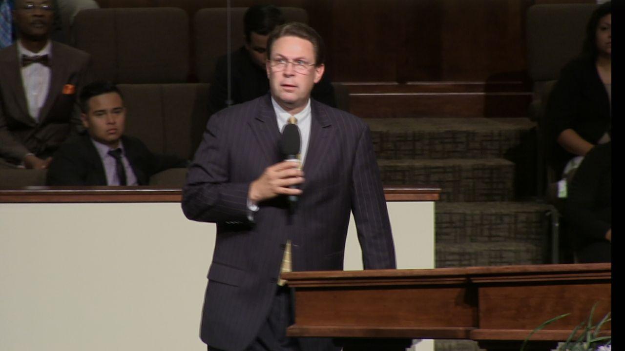 Rev. Richard Bishop 6-29-14am MP3