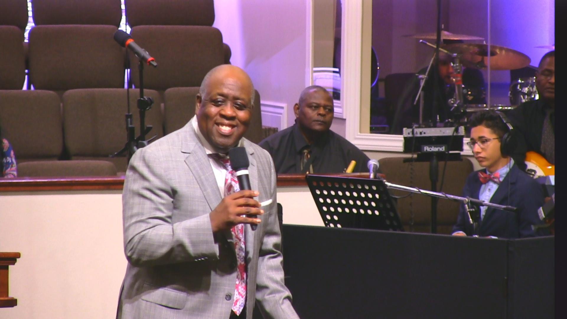 "pastor sam Emory 06-12-16am "" Comforter or Comfortable"" MP4"