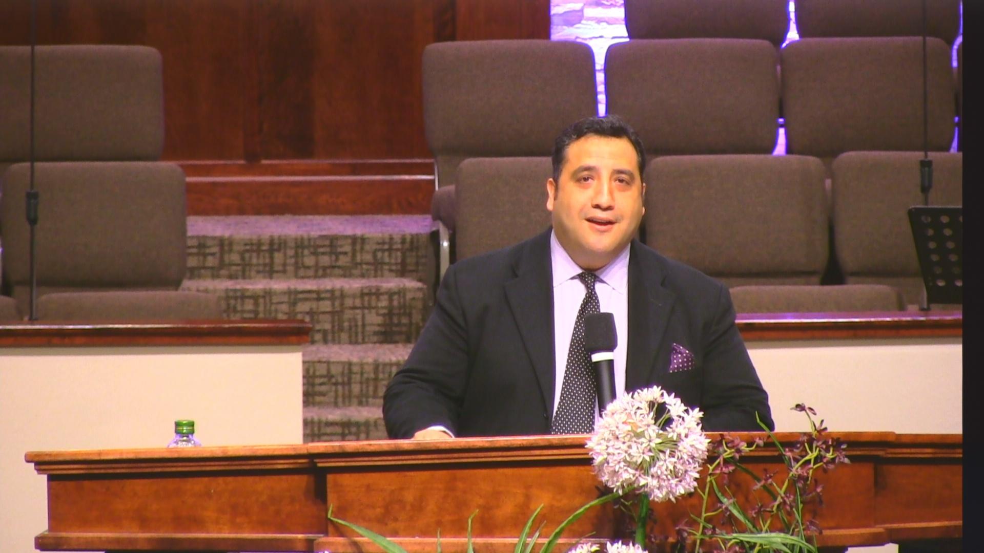 """Rev. Andre Urquidez 09-21-16pm """" Assimulation Pt. 2 """" MP4"""