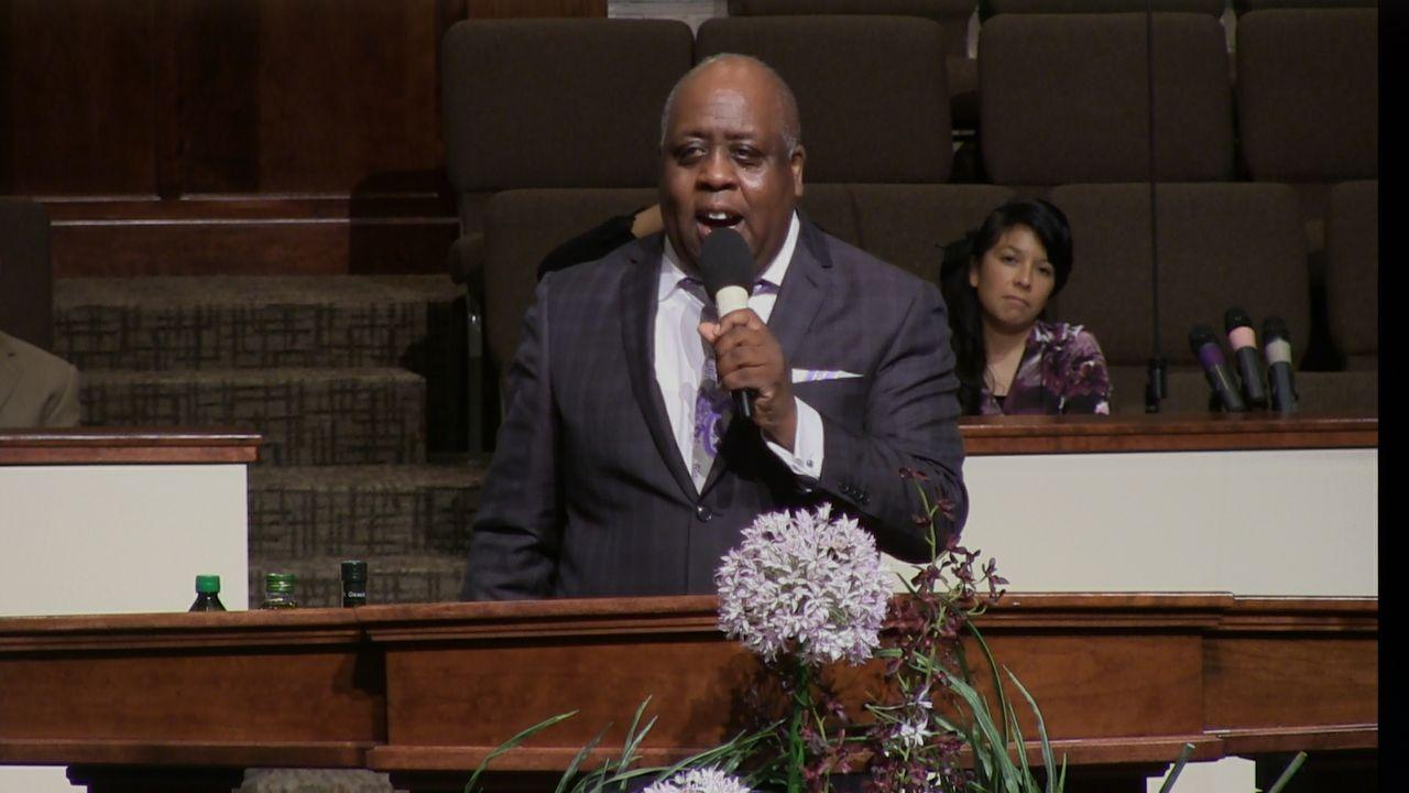 """Pastor Sam Emory """"No Turning Back"""" 5-18-14am  MP4"""