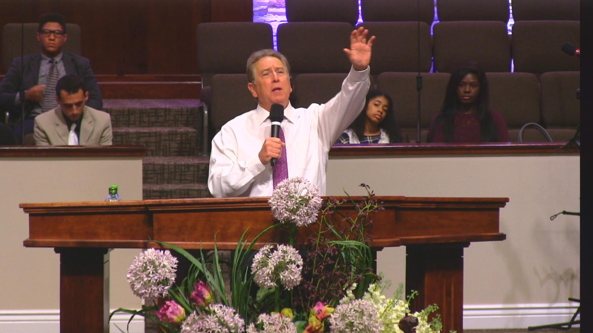"Rev. Gordon Winslow 09-25-16pm "" Faith That Can Open The Gates of heaven"" MP3"