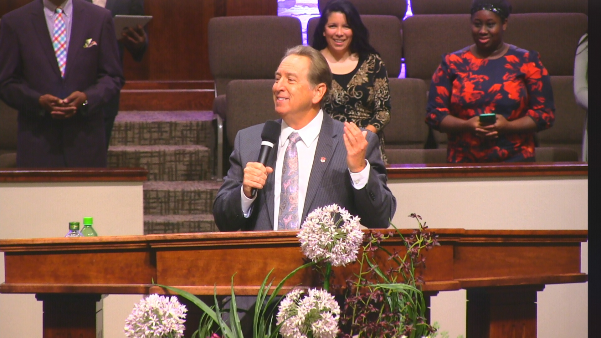 """Rev. Gordon Winslow 09-25-16am """" Being Repositioned """" MP4"""