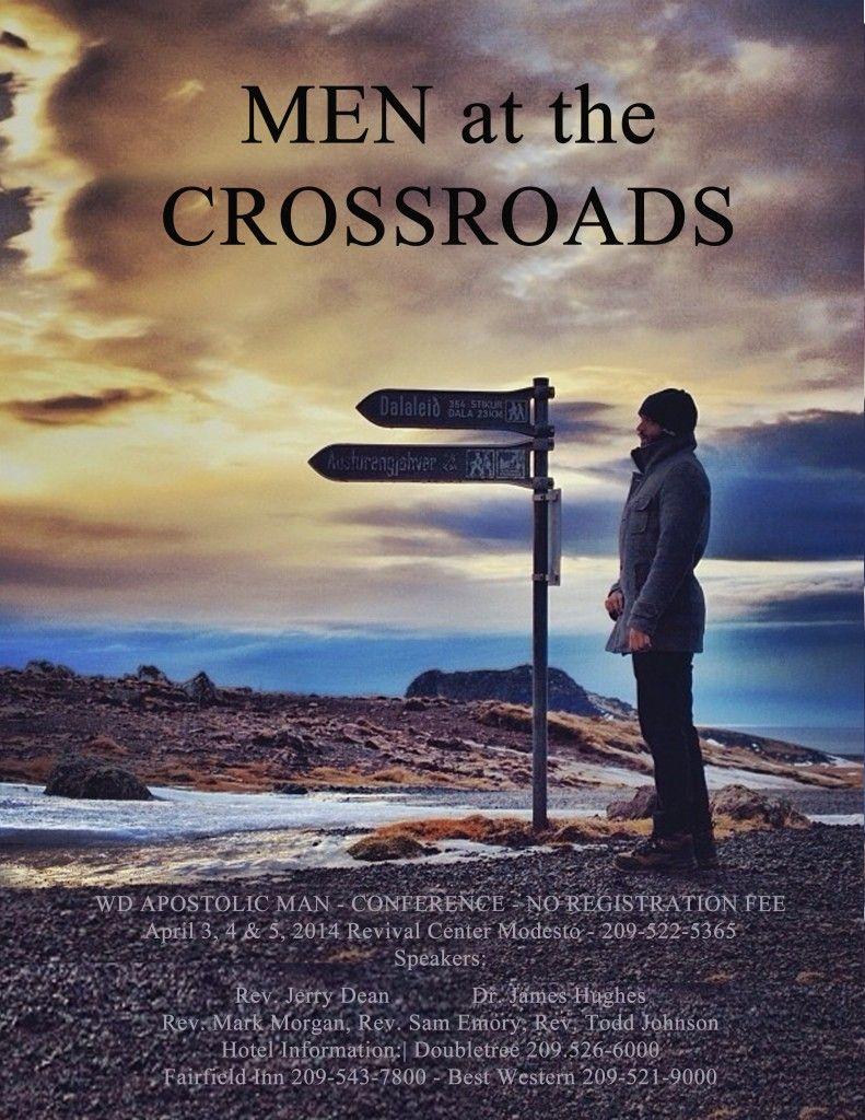 """Men at the Crossroads"" WD Men's Conference MP3 Set"