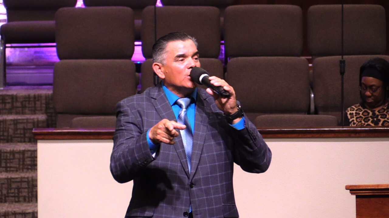 """Rev. Frank Solis 03-11-18pm """" Are You In Or Out """" MP3"""
