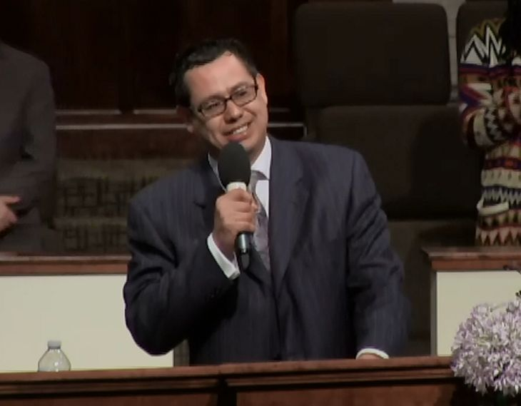 "Rev. Daniel Macias ""Do You Know the Difference?"" 2-23-14 PM MP4 Video"