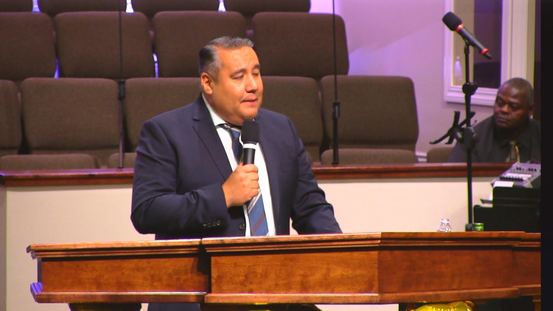 "Rev. Aaron Garcia 06-12-16pm "" Fight or Flight"" MP3"