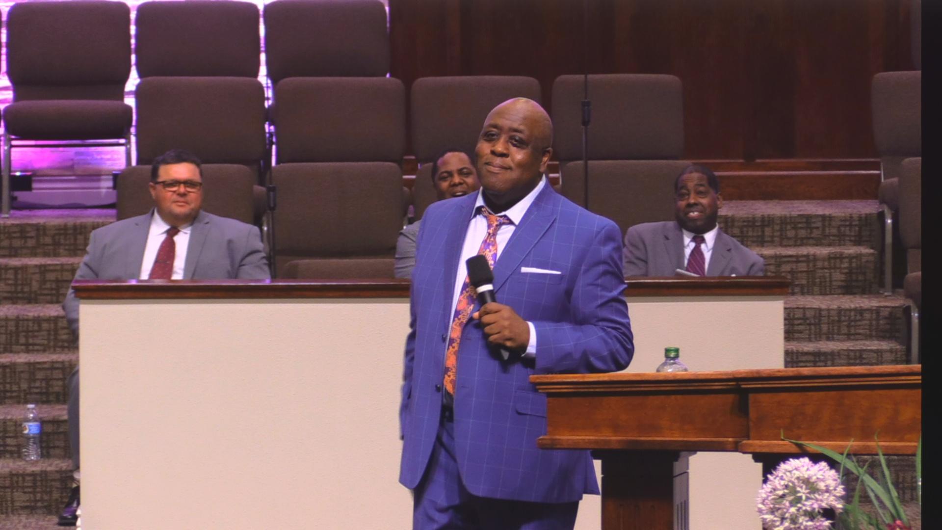 "Pastor Sam Emory 09-24-17am "" The Nessecity of Awe "" MP3"