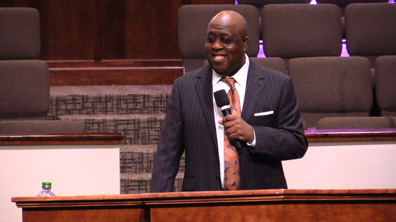 """Pastor Sam Emory 03-07-18pm """" Faith and Healing """" MP3"""