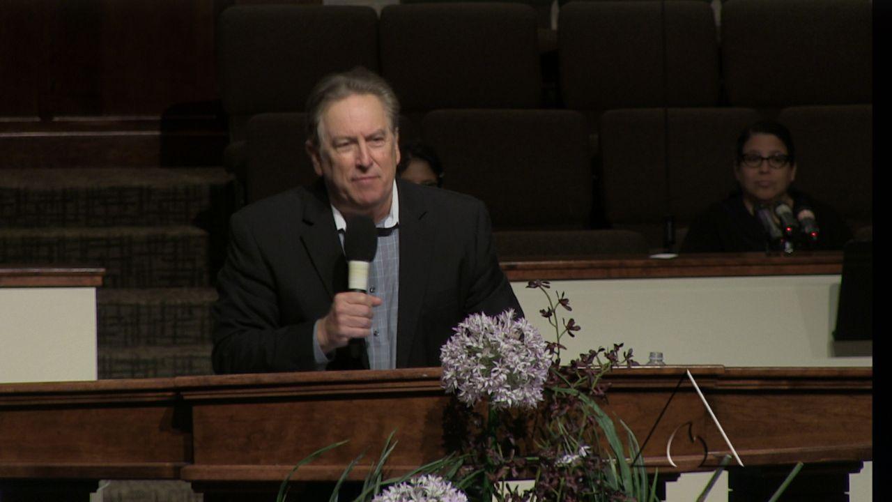 """Rev. Gordon Winslow 05-05-14pm """"Healing Service"""" MP3"""