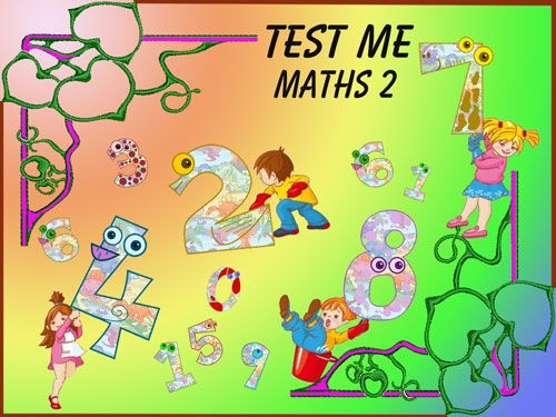 Test Me Maths 2