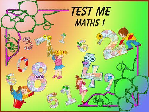 Test Me Maths 1
