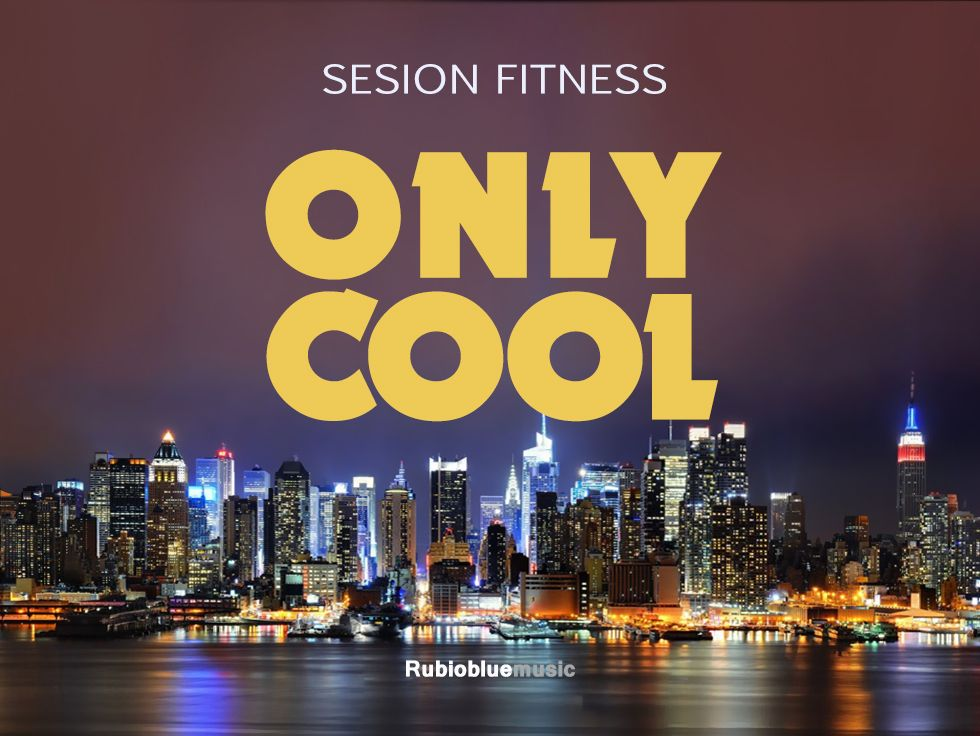 "Sesión Fitness ""ONLY COOL"""