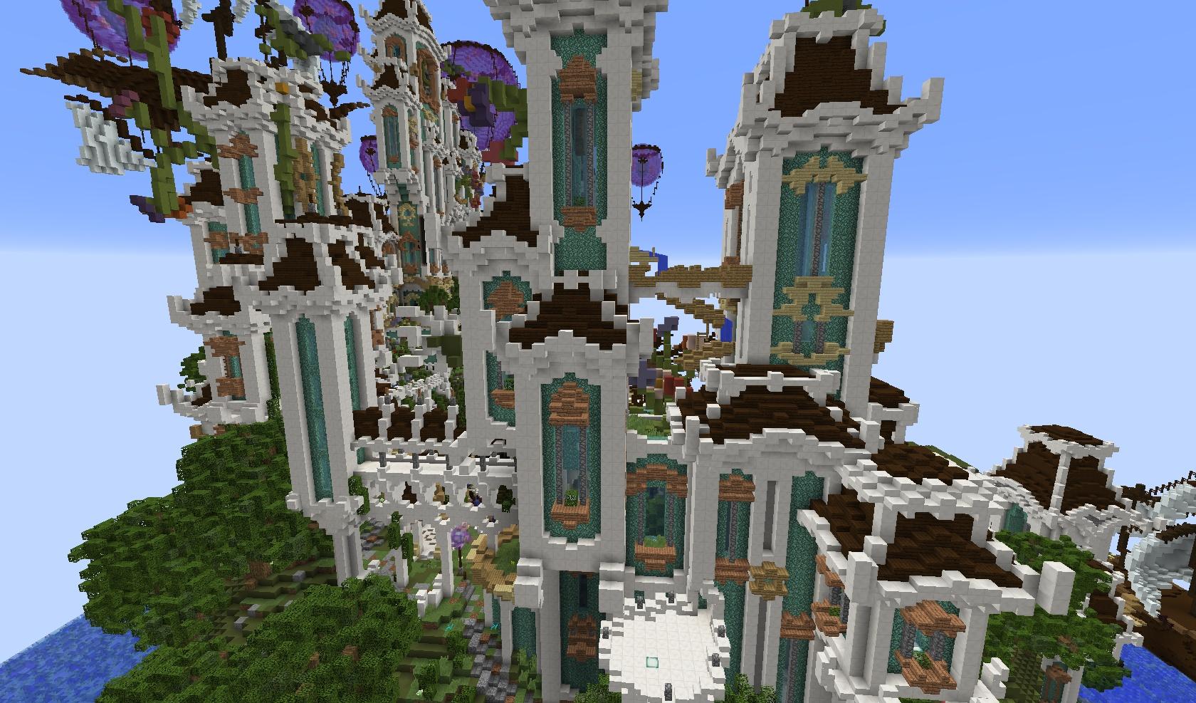 Fantasy Server Hub