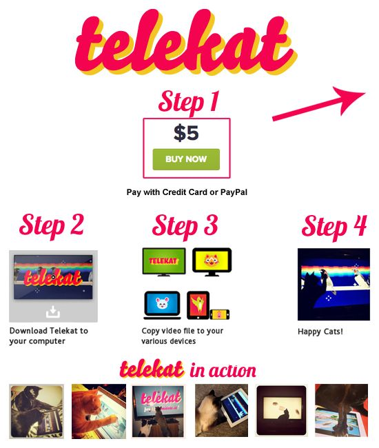 Lets download Telekat!
