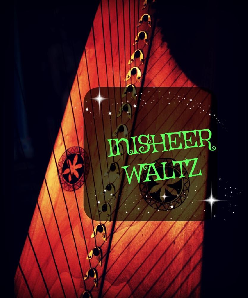 35-INISHEER WALTZ FOR LEVER HARP -S34- LV1