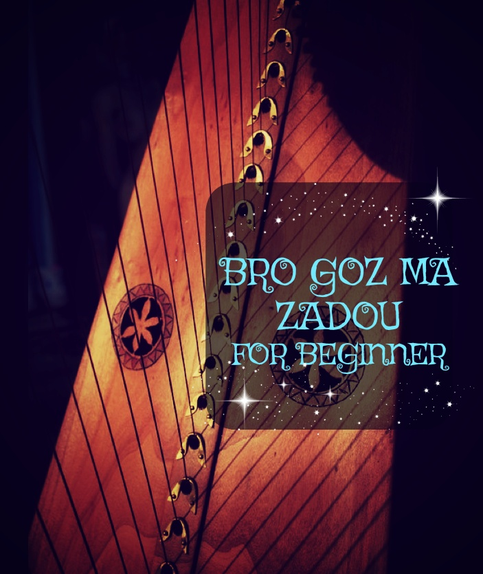 258-BRO GOZ MA ZADOU/ LANDS OF MY FATHERS - FOR BEGINNER -