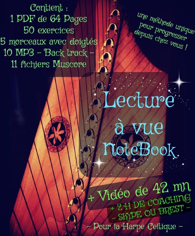 4-LECTURE À VUE VOLUME 1 FR + VIDEO + 2 H COACHING PACK
