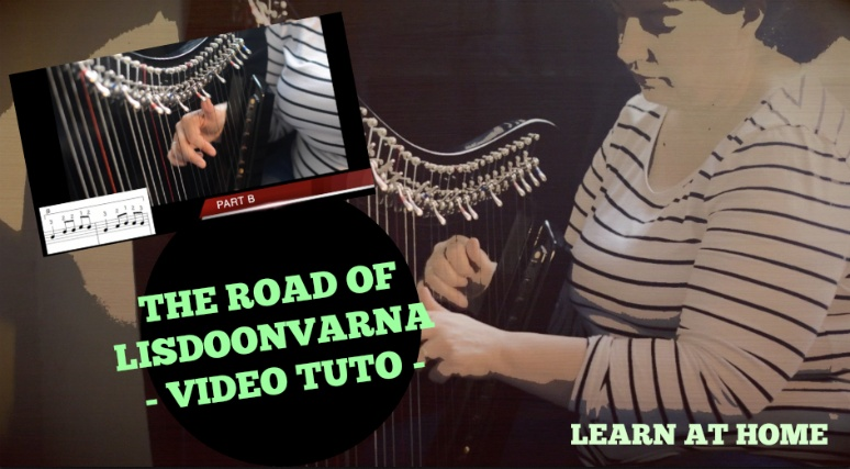 03 -♥- THE ROAD OF LISDOONVARNA VIDEO TUTO