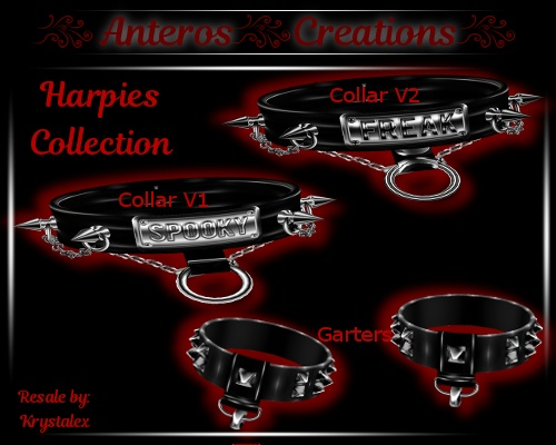Accessories - Harpies Bundle