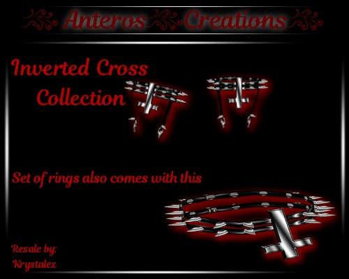 Accessories - Inverted Cross Bundle