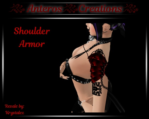 Accessories - Shoulder Armor
