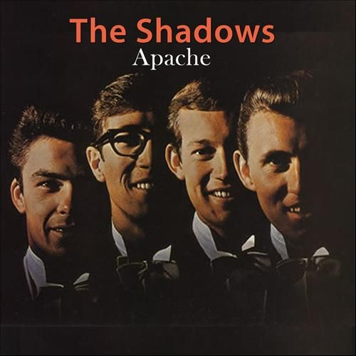 Apache Backing Track (The Shadows)