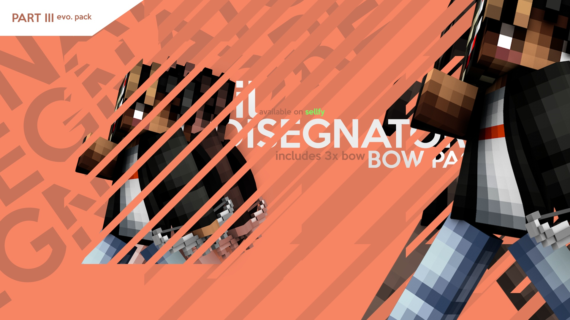 [NEW + FREE] IL DISEGNATORE BOW PACK [5000♥]