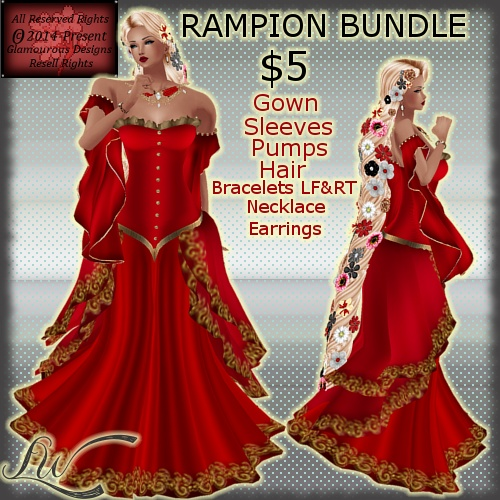 Rampion BUNDLE