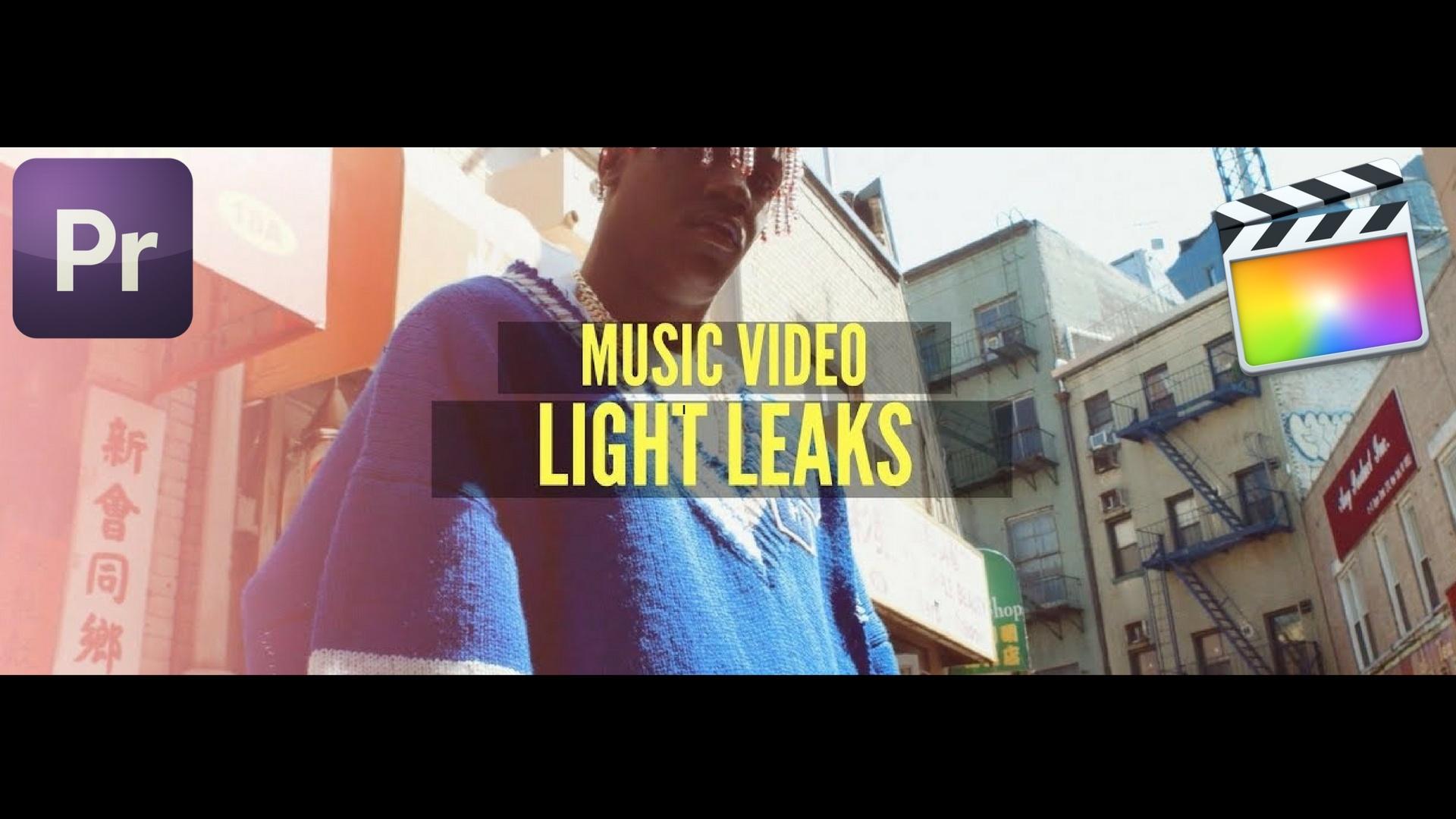 EPIC Light Leaks (Final Cut Pro/Premiere/Sony Vegas)