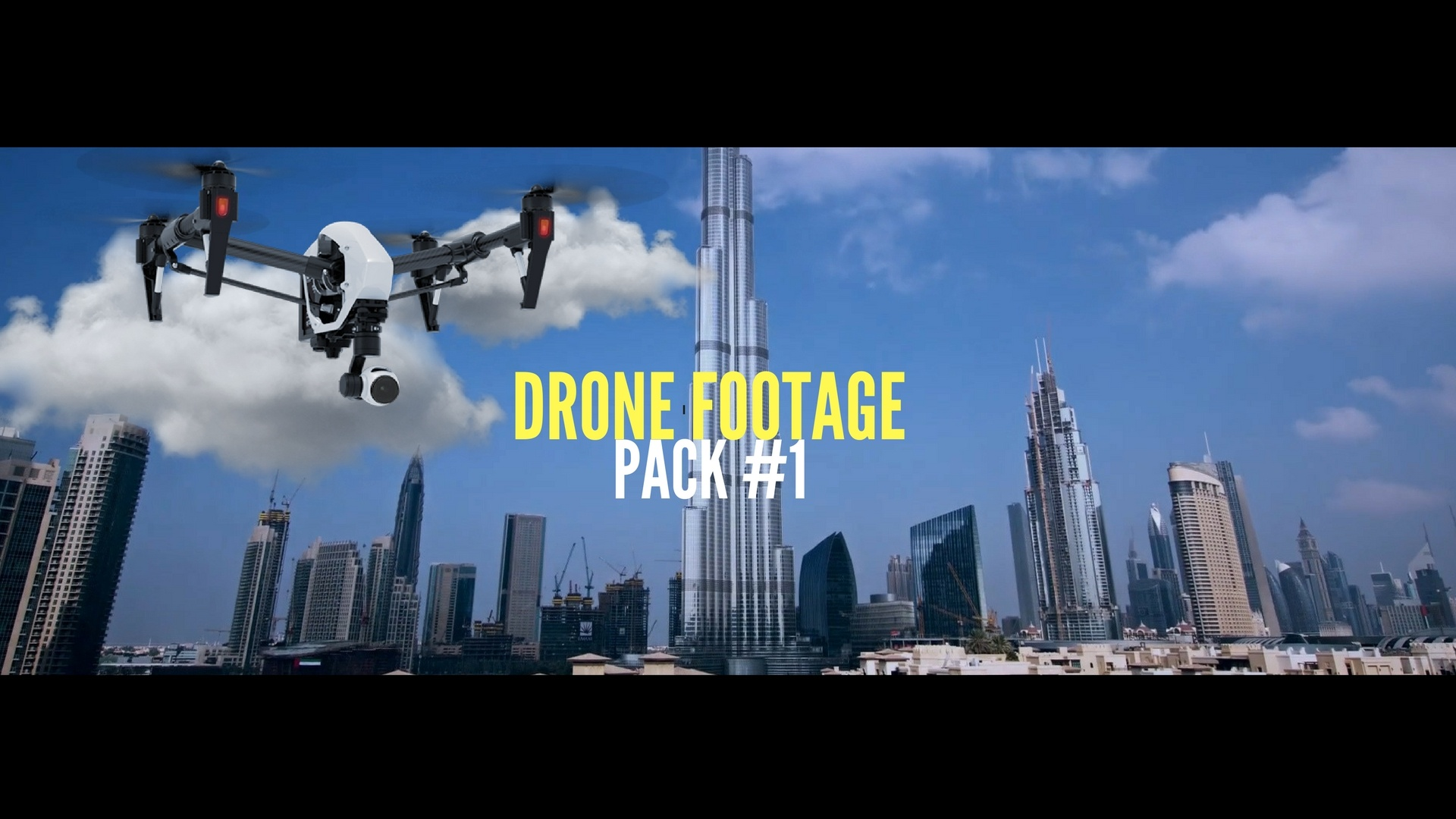 Drone Footage Pack #1