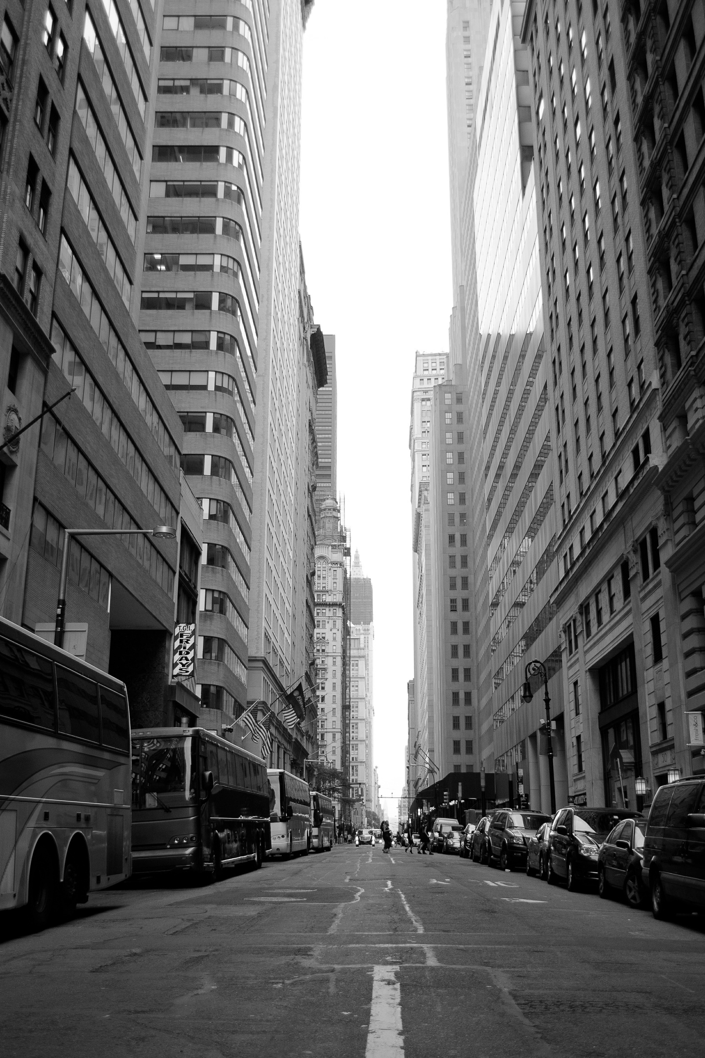 New York Stories 5 - Lower Manhattan