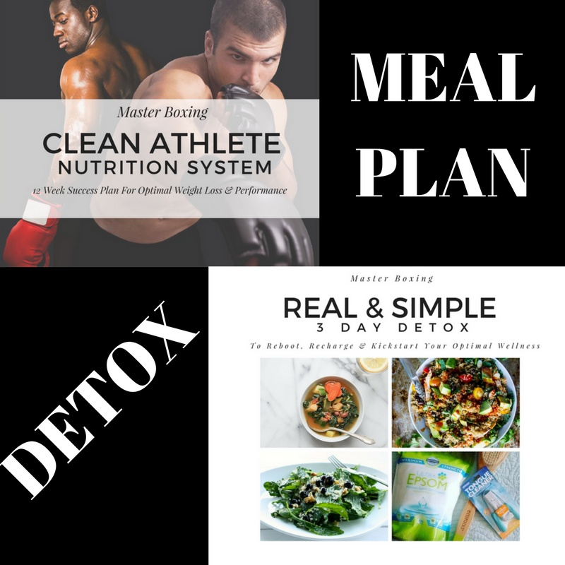 Limited Time Promotion:  Clean Athlete Nutrition System + 3 Day Detox