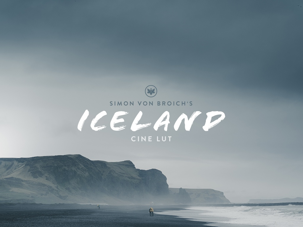 Iceland LUT by SVB