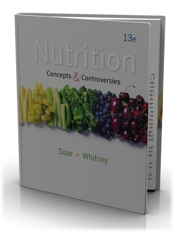 nutrition concepts and controversies 13th edition pdf