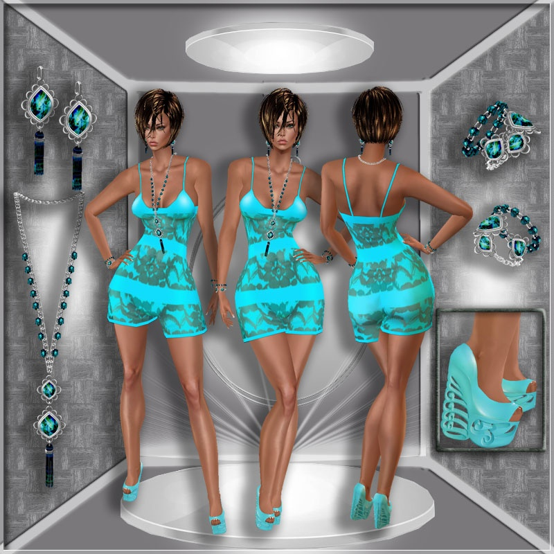 LIGHT TEAL BUNDLE
