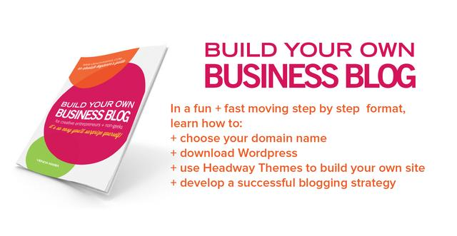 Build Your Own Business Blog