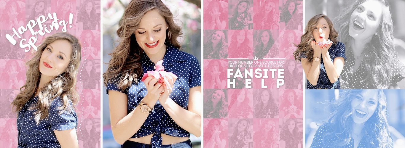 Designs By Belle: Fansite Header 12