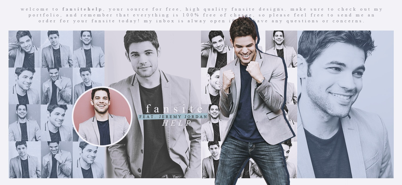 Designs By Belle: Fansite Header 15