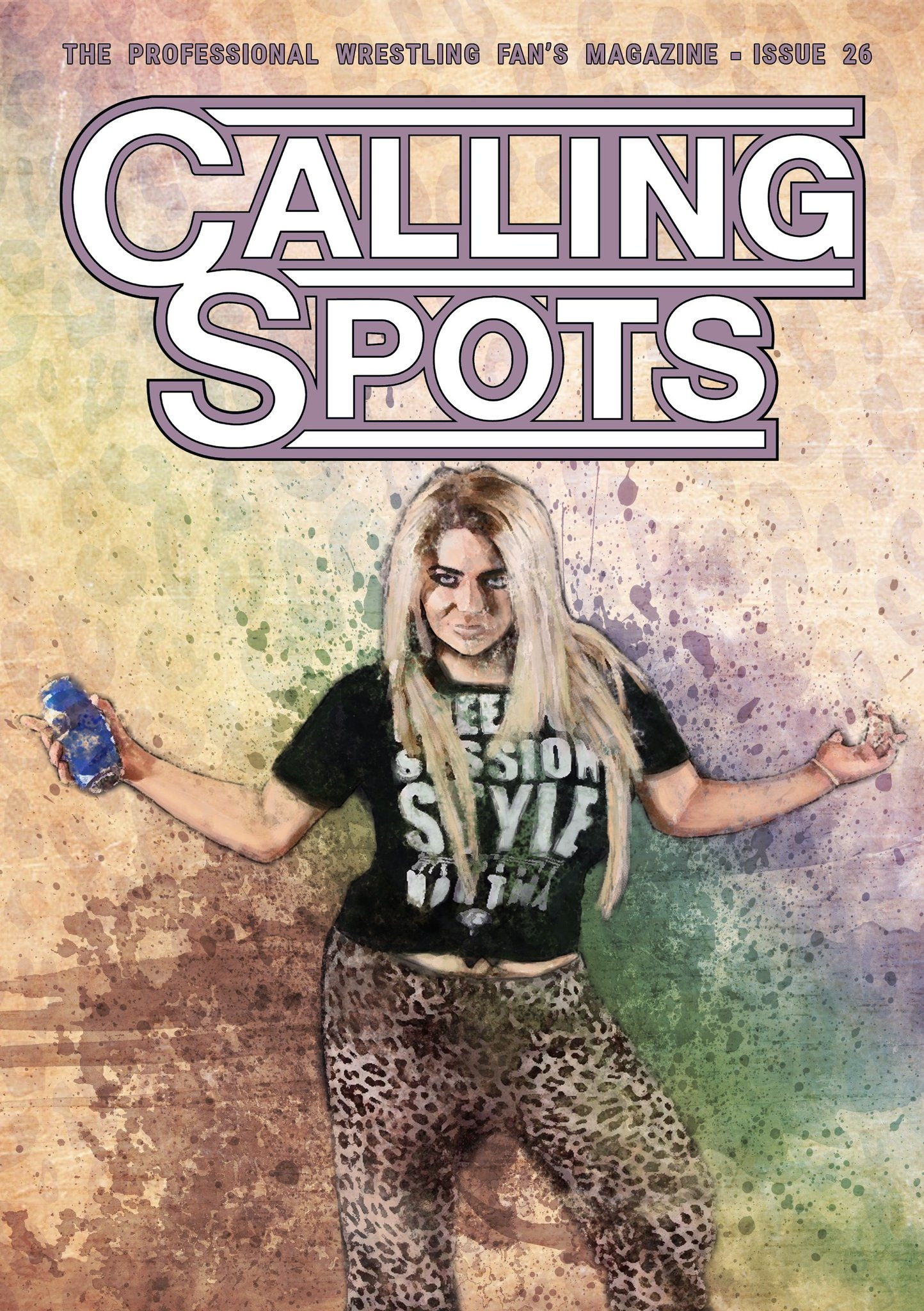 Calling Spots issue 26