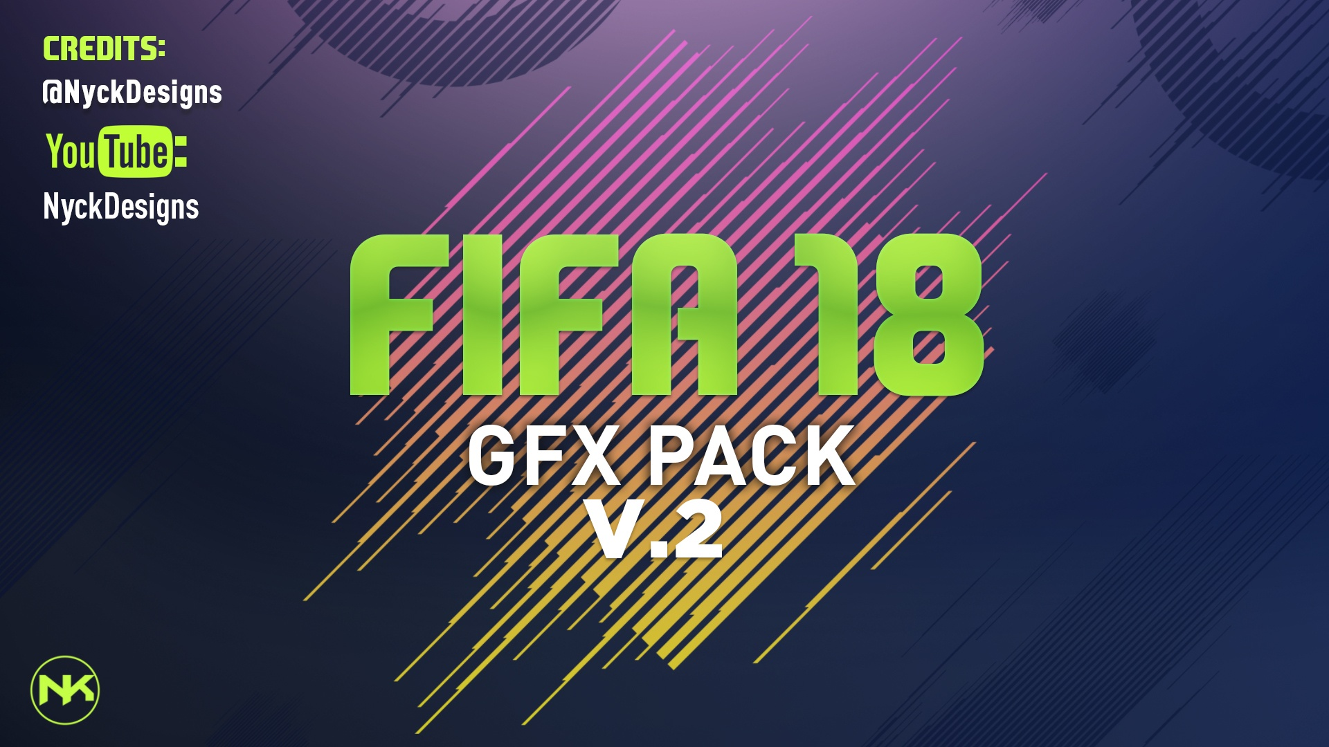 FIFA 18 GFX Pack V2 (The Biggest and the Cheapest)