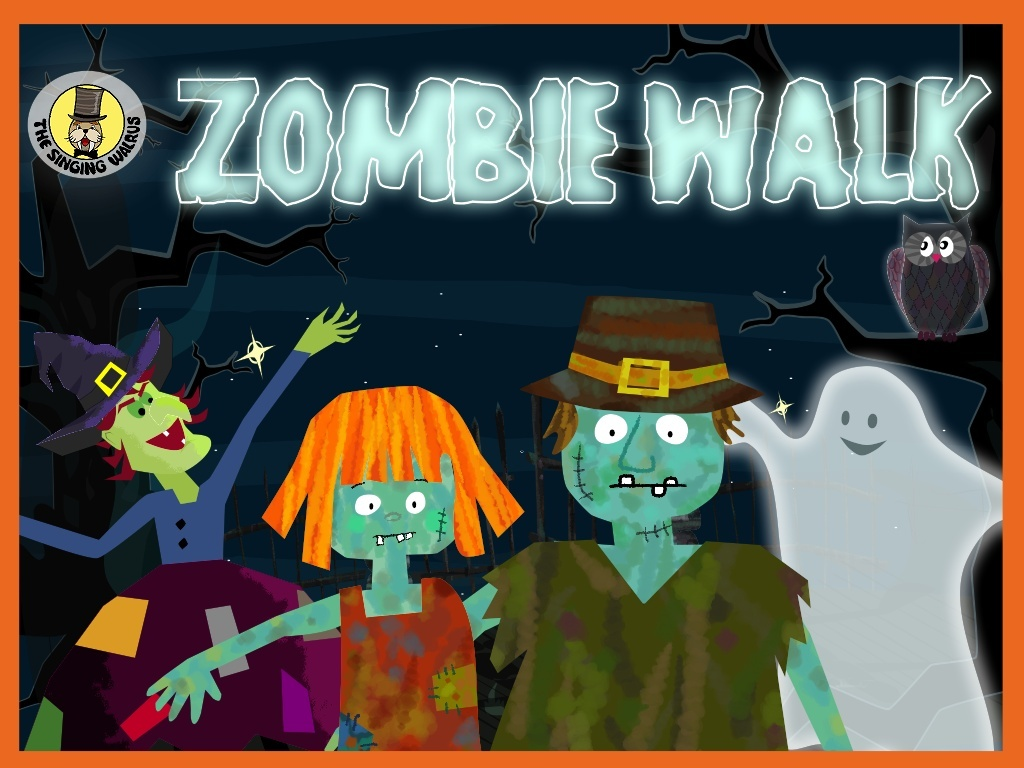 Zombie Walk Video (mp4)