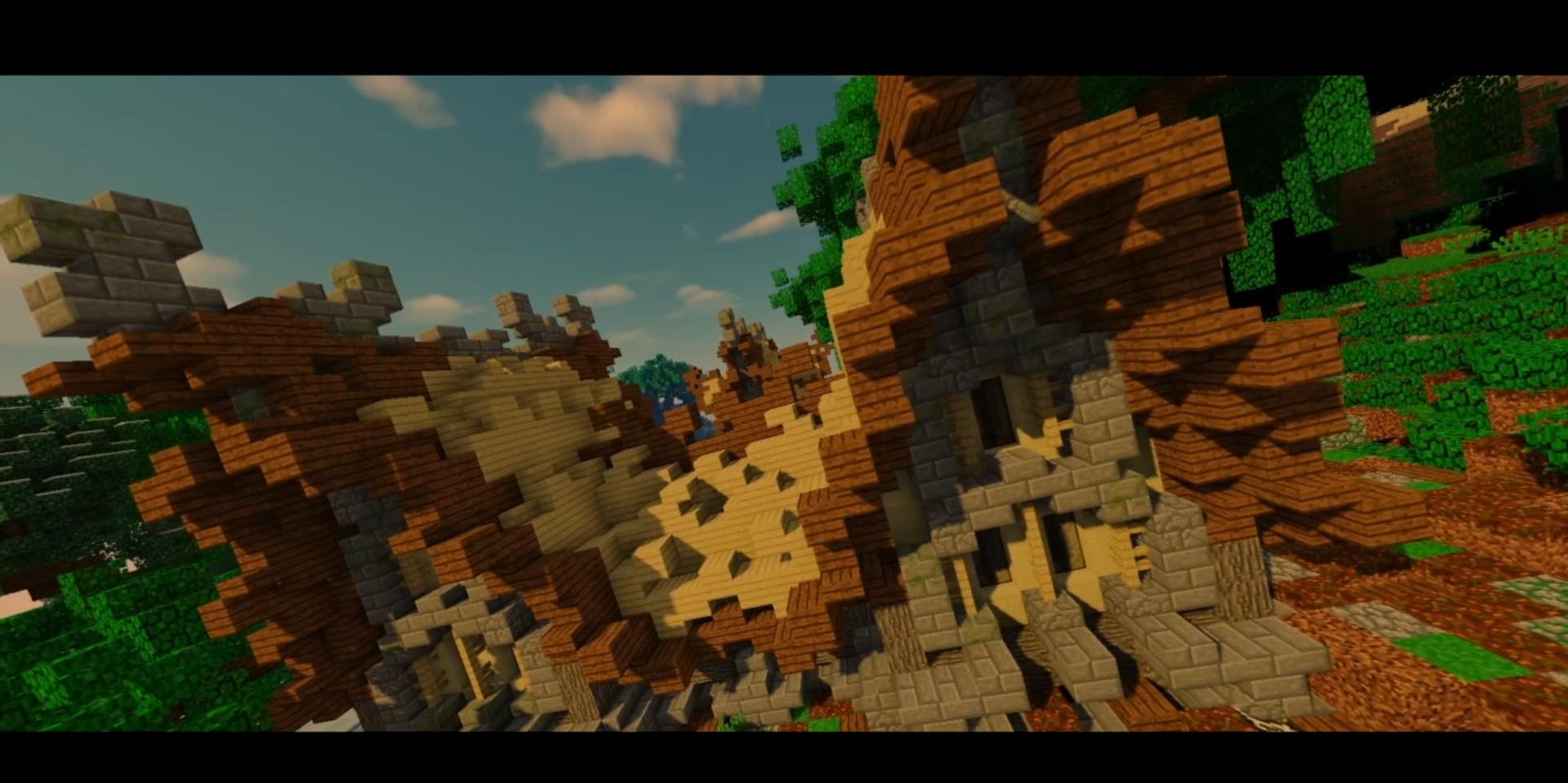 Minecraft Cinematic Video